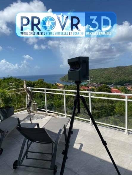 ProVR3D - Le spécialiste de la visite virtuelle